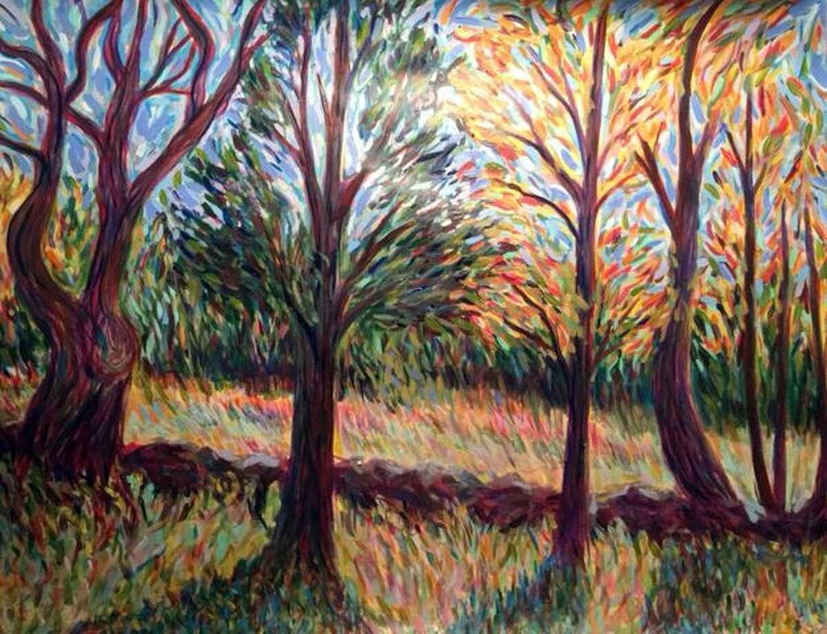 """""""Autumn at Weir Farm"""" by Donna Gagliardi"""