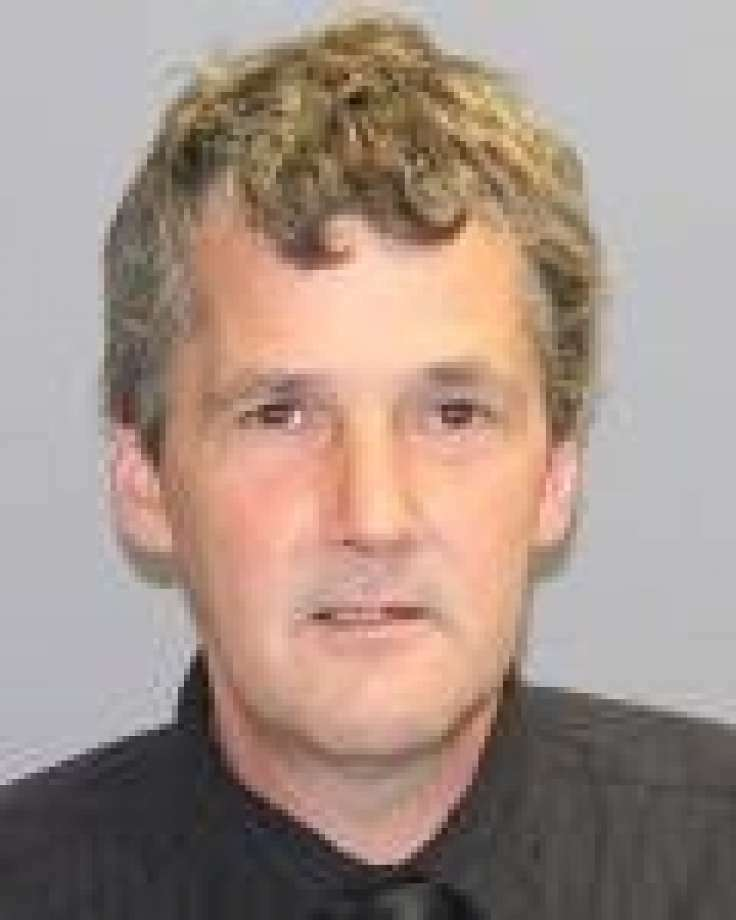 Shawn J. Morrison (State police photo)