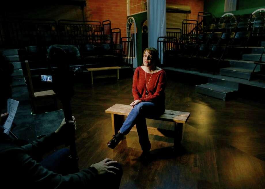 Jennifer Decker. Photo: Jon Shapley, Houston Chronicle / © 2015  Houston Chronicle