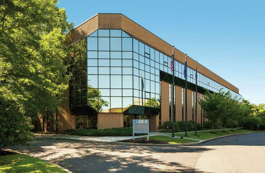 Bleachers, a live-streaming media company, plans to move to this building at 2 River Bend Center, in Stamford's Springdale section, in the first quarter of 2017. Photo: Contributed Photo