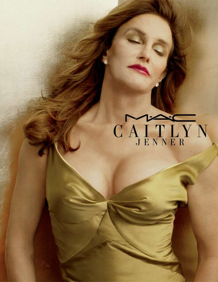Caitlyn Jenner MAC collection hits stores on Thursday, Jan. 5, 2017 and includes lipstick, lip pencil, shadow, eye pencil, lashes, powder. Photo: MAC Cosmetics