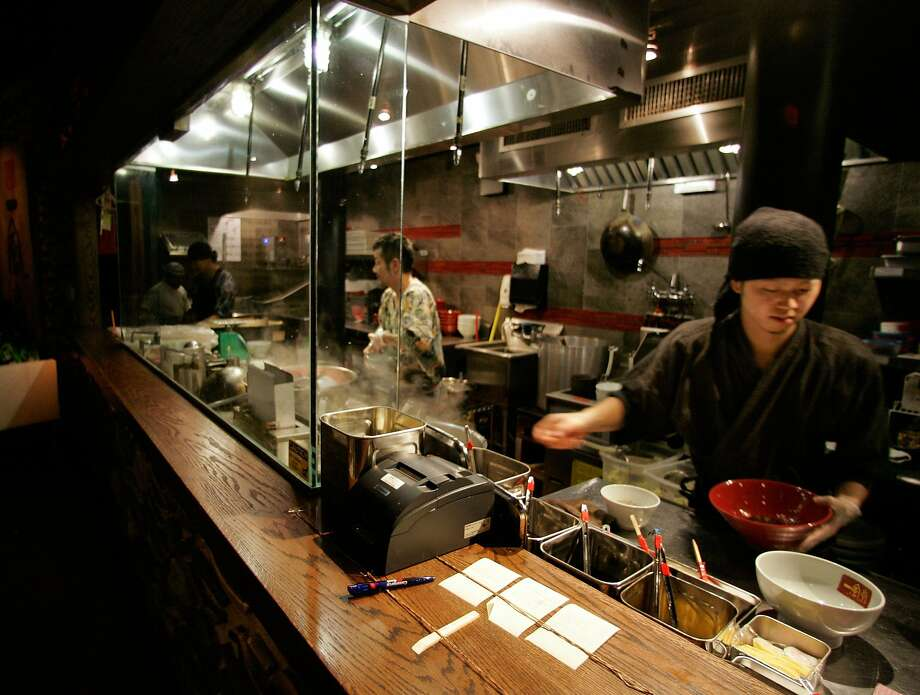 Ippudo, pictured here in New York, is headed to San Francisco's Market Street. Photo: Frank Franklin II, AP
