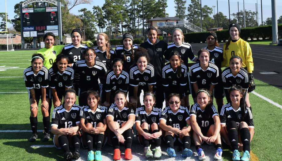 The Conroe Tigerettes start the 2017 season on Thursday with new coach Kesha Cauley taking over after Judy Partin's retirement. Photo: Photo Provided