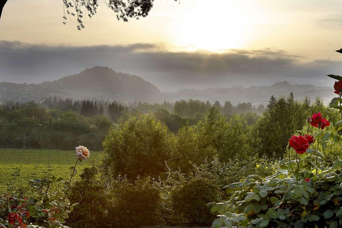 Madrona Manor in Healdsburg. Credit: Ted Thomas/Zero Cool Studios