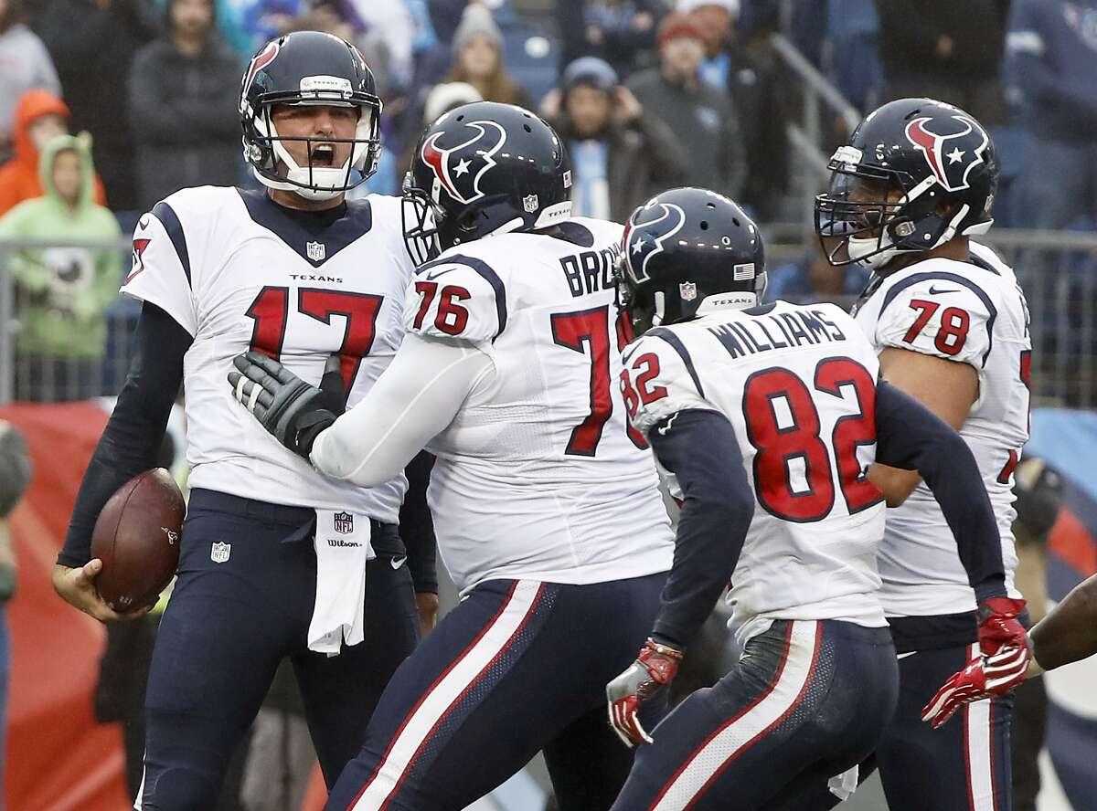 Oakland plus-3½ at Houston Texans 20-16