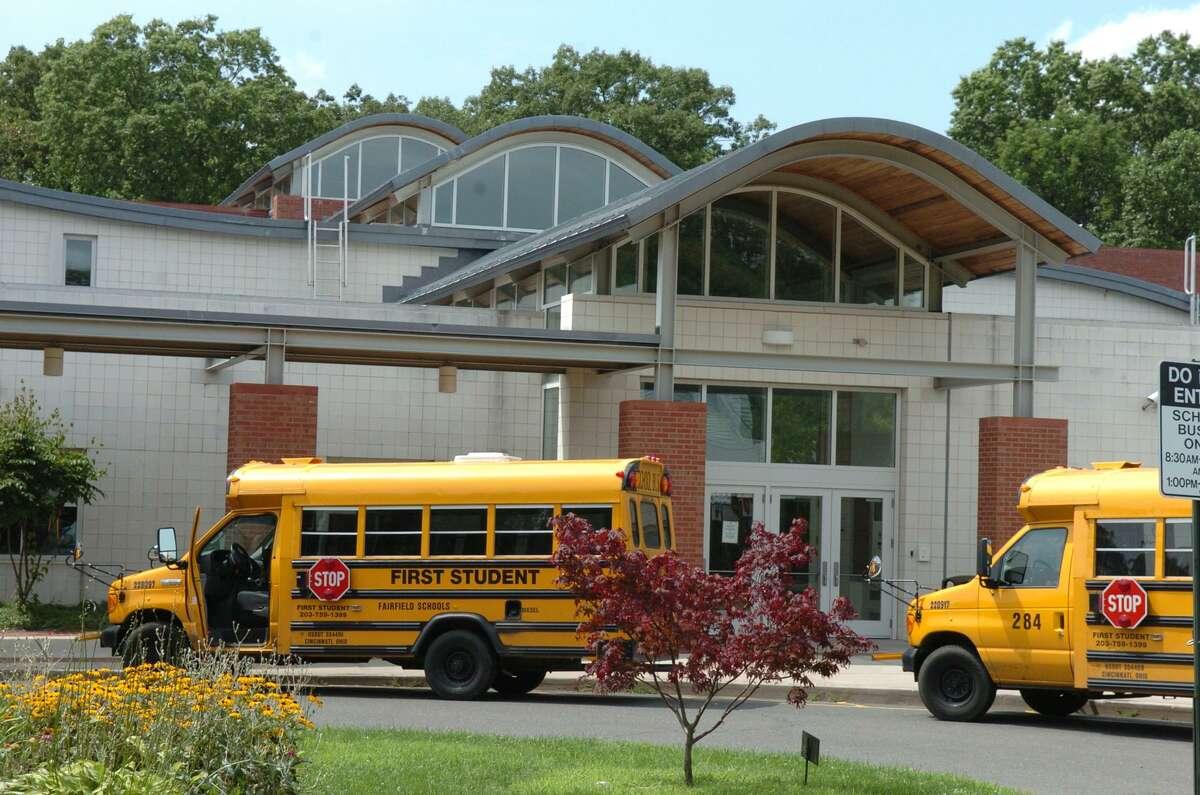 McKinley Elementary School in Fairfield, Conn.