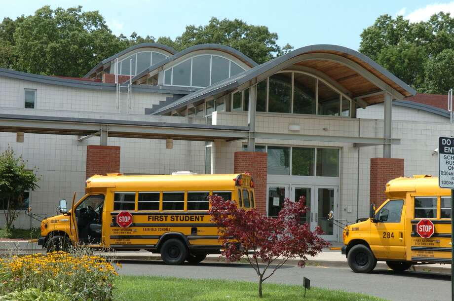 McKinley Elementary School in Fairfield, Conn. Photo: File Photo / Connecticut Post File Photo