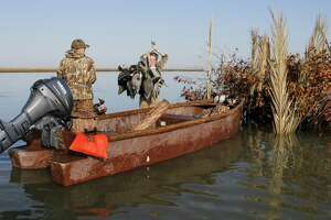 Waterfowlers using boats face elevated risks - traveling in the dark, often during cold, inclement conditons aboard small, heavily loaded vessels - that can make strict adherence to safety precautions and avoidance of dangerous conditions a very real matter of life and death.