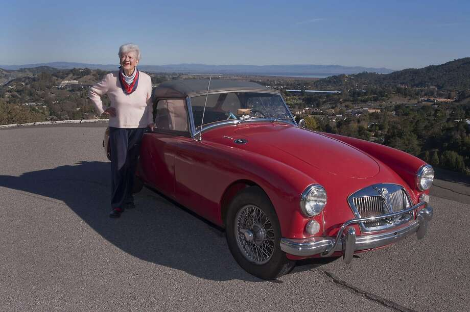 Dreams of a red sports car come true - SFGate