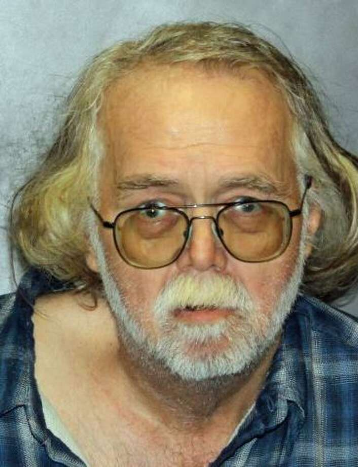 Wayne Gage, 63, of West Haven, allegedly tried to steal a firetruck on Jan. 4, 2017. Photo: Contributed Photo
