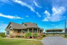 477 FM 82 E., Call, Texas 75933     $1,200,000   3 bedrooms; 2 bathrooms. 201 acres.        More info here.