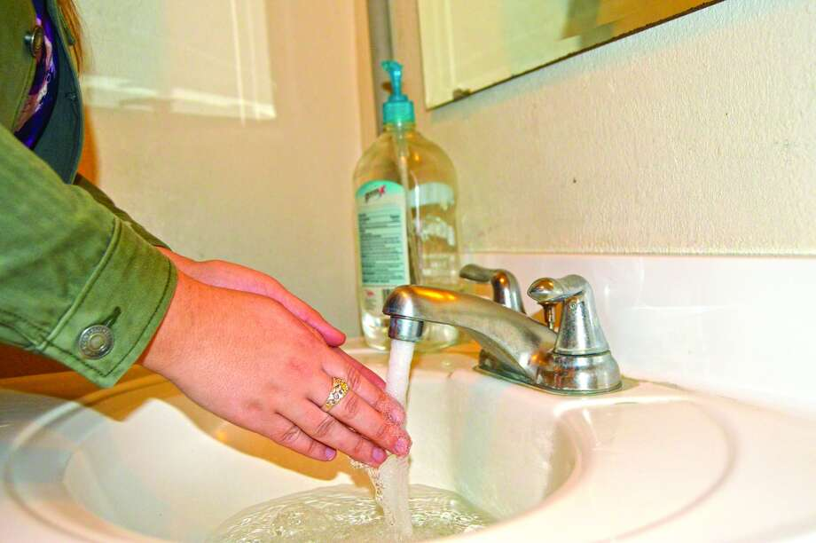 Thorough hand washing remains the first – and among the best – lines of defense against many viruses. Photo: Matthew Kamp • Intelligencer