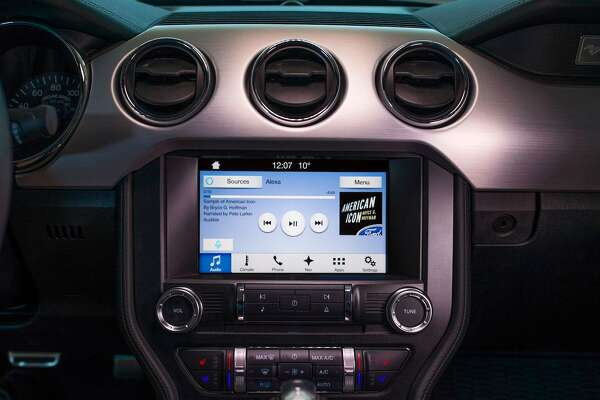 Ford has teamed up with Amazon to bring Alexa into its cars, the automaker announced at a press dinner at the Consumer Electronics Show in Las Vegas on January 4, 2017.