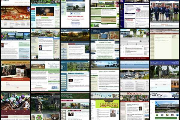 The Times Union reviewed 26 websites in the Capital Region. They were rated based on whether they posted critical information and whether the information was easy to find. Click through the slideshow to see where the sites rated.