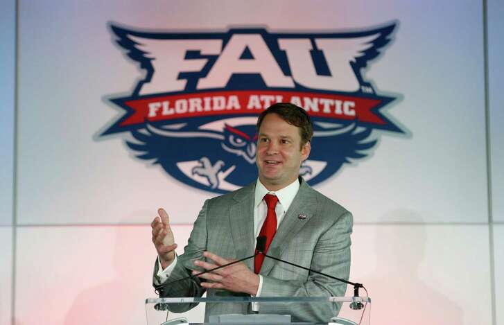 A week before the national championship game, Nick Saban jettisoned Lane Kiffin out of Alabama. Now Kiffin can focus on his new job at Florida Atlantic.