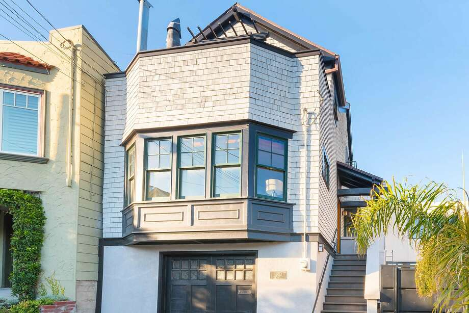4306-4308 21st St. in San Francisco features a total of six bedrooms, five full bathrooms and two half-baths. Photo: Brian McCloud
