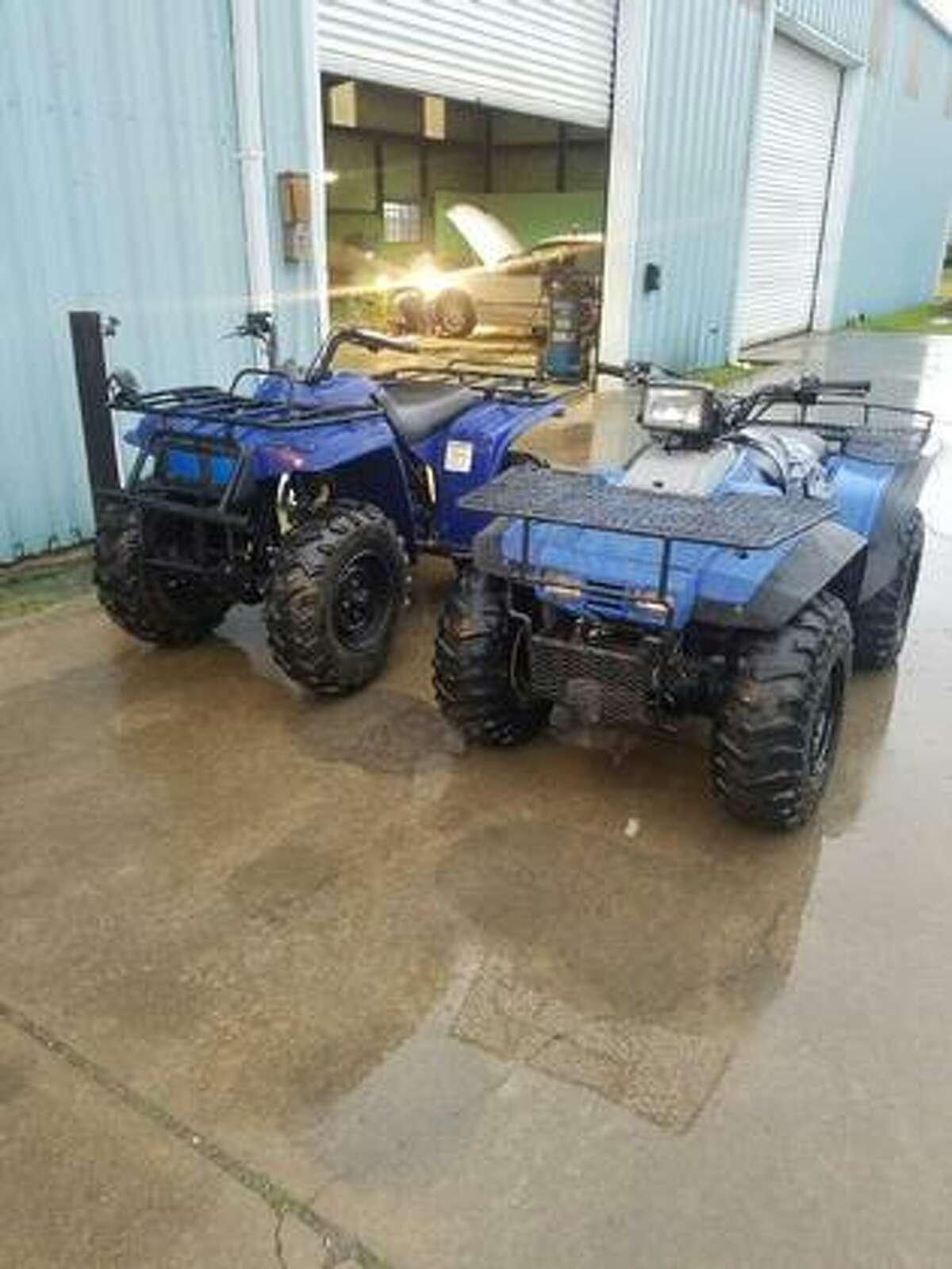 TRADE: Yamaha Beartracker 250 ATVFOR: AR-15