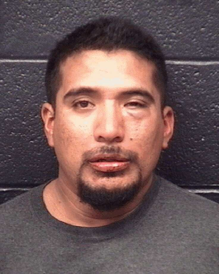 CHAVEZ, CONRADO (W M) (33) years of age was arrested on the charge of BURGLARY OF HABITATION (FORCIBLE ENTRY) (F), at 3017 PECOS PLAZA CT, at 1227 hours on 1/4/2017   Photo: Courtesy