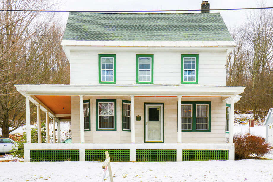 House of the Week: 1792 Route 7, Brunswick | Realtor:  Catherine Graziano of Re/Max | Discuss: Talk about this house Photo: Kreativ Medium
