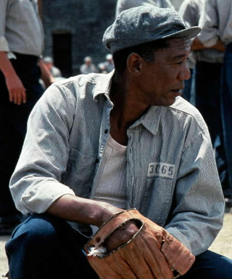 "Siena men's basketball coach Jimmy Patsos compared himself to Ellis Boyd ""Red"" Redding from ""The Shawshank Redemption."""