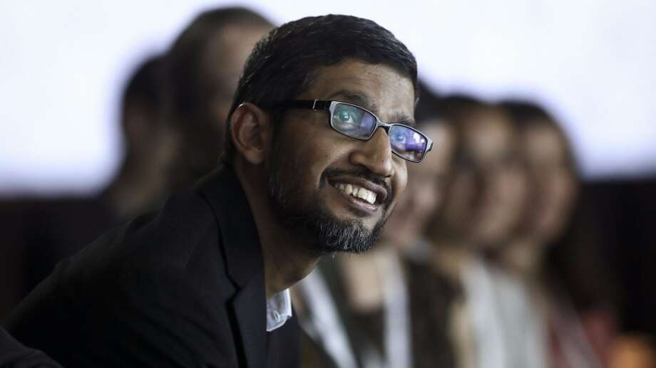 Google's India outreach: CEO Sundar Pichai goes back to college