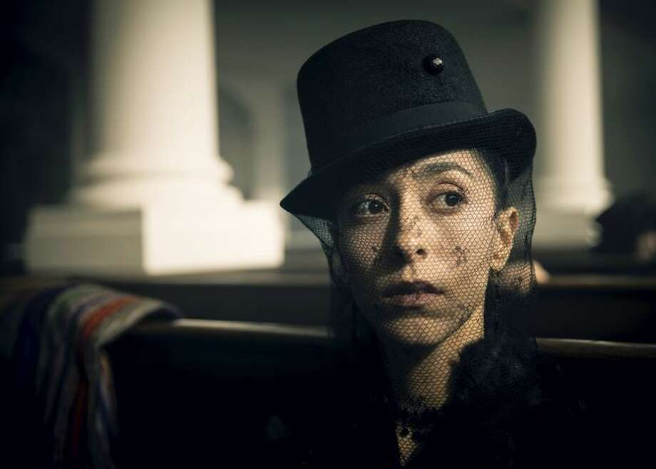 "Top 10 shows for 2017:10) ""Taboo""Network: FXIMDb rating: 8.6 out of 10 / Copyright 2016, FX Networks. All rights reserved."