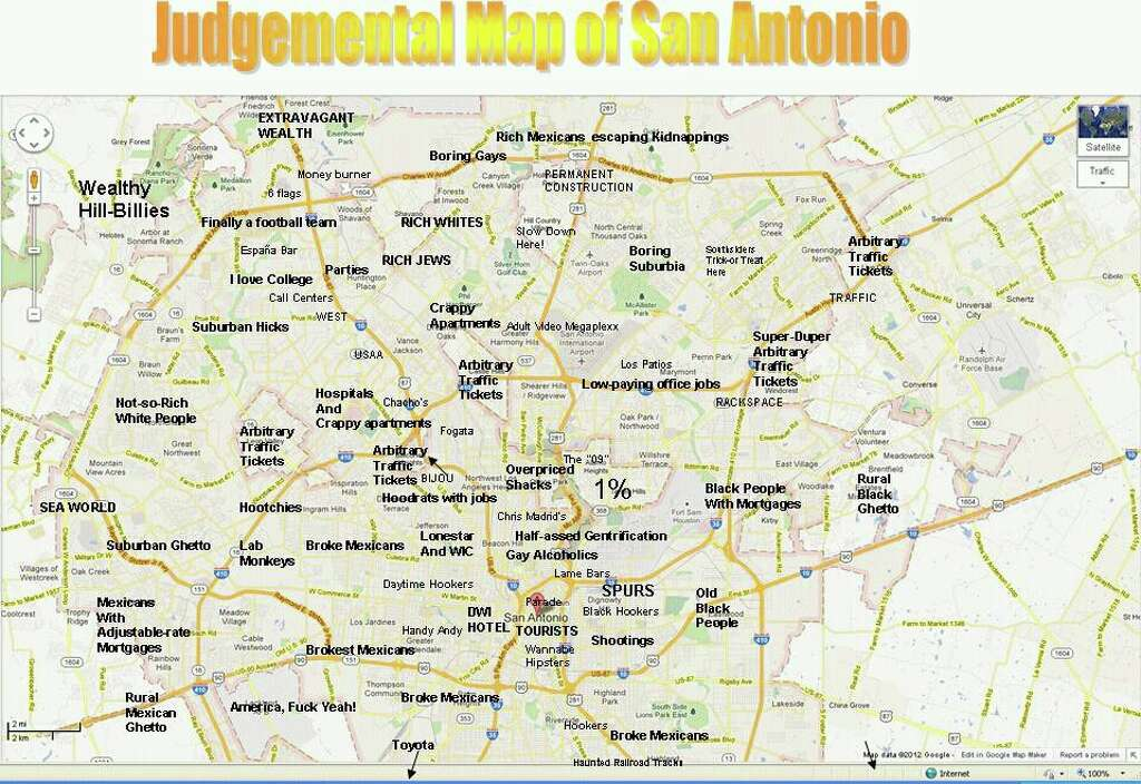 creator of viral judgmental s a map speaks out on controversy