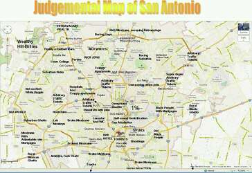 Creator Of Viral Judgmental S A Map Speaks Out On Controversy The configuration of bay area habitats and linkages needed to meet the goals for biodiversity conservation. viral judgmental s a map speaks