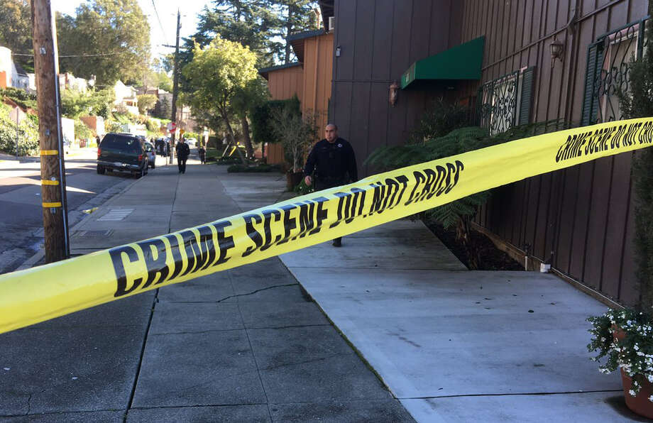 A 22-month-old girl was shot in East Oakland Thursday in a drive-by shooting just after noon near the intersection of 66th and Overlook avenues, according to police. Photo: Kimberly Veklerov
