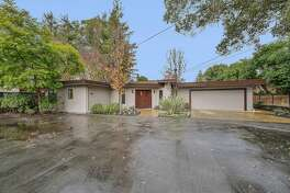 2168 Clayton Drive in Menlo Park is a single-story home in San Mateo available listed for $2.85 million.