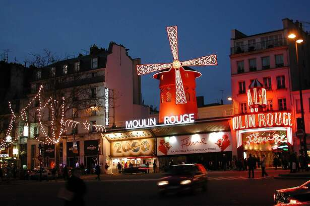 The famous Moulin Rouge dance hall, where cancan kickers have been taking the stage since 1889, is on the fringe of Montmartre.