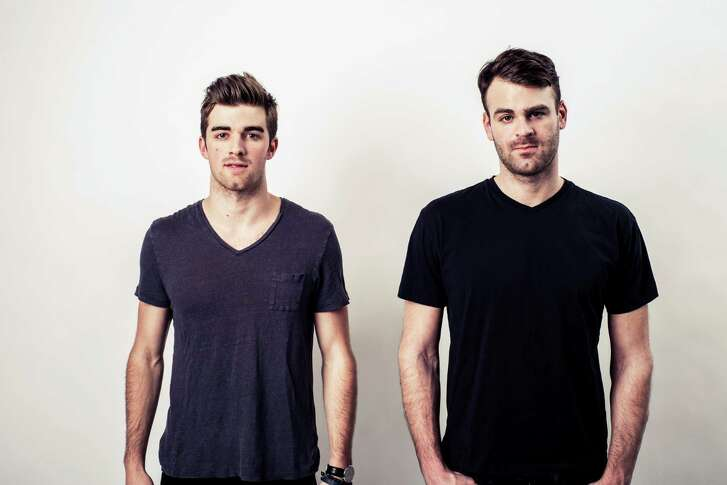 The Chainsmokers (courtesy photo)