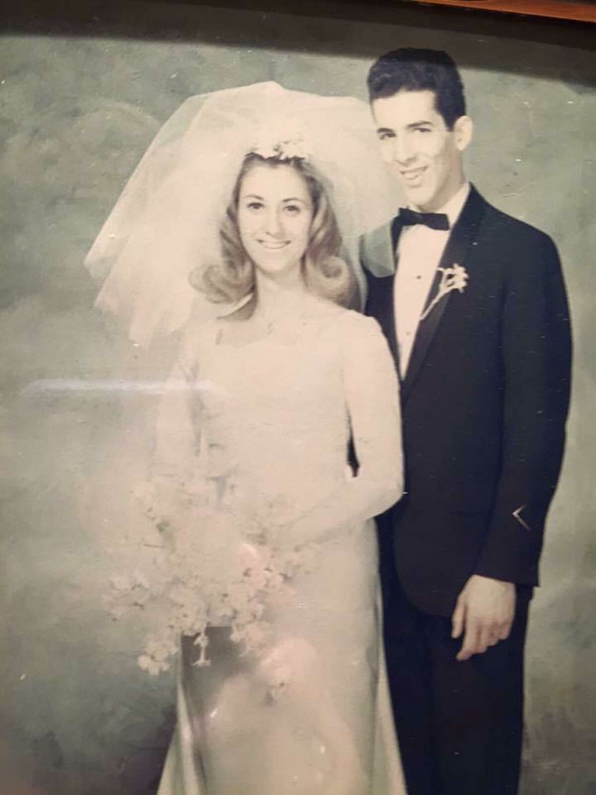 Richard Granelli and Sandra Garaffa were married Jan. 7, 1967 at Sacred Heart Church.