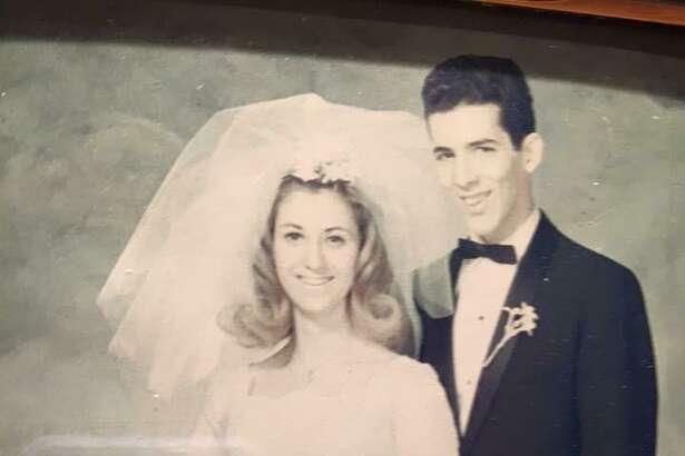 Richard Granelli and Sandra Garaffa were married Jan. 7, 1967 at Sacred Heart Church.