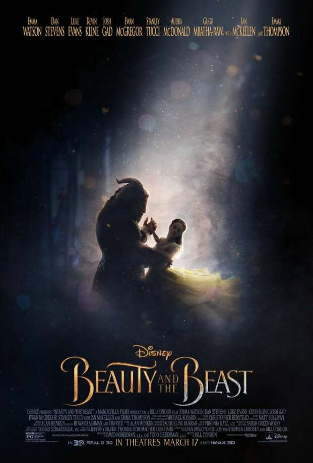 DISNEY MOVIES SCHEDULED FOR RELEASE  Movie:Live-action version of Beauty and the Beast   Year: 2017 Important details: Starring Emma Watson, Stanley Tucci and more. Set to release on March 17, 2017. Photo: Promotional Poster