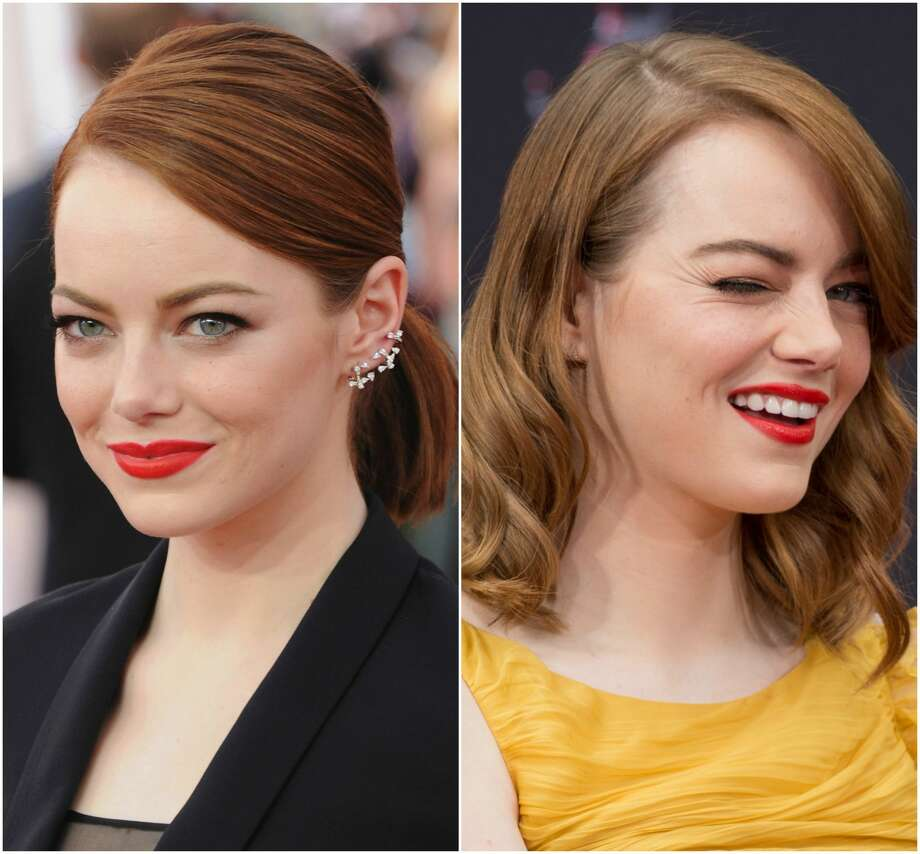 >> Keep clicking to see films that feature Emma Stone ranked on IMDb from worst to best. Photo: Getty Images