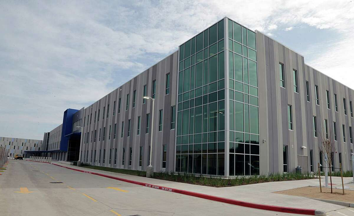 HISD's Sterling Aviation High School Jan. 4, 2017, in Houston.