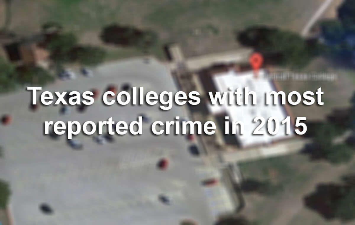 Each year, the FBI collects crime data from local law enforcement. Here are the safest and most dangerous colleges and universities in Texas, based on 2015 FBI statistics.