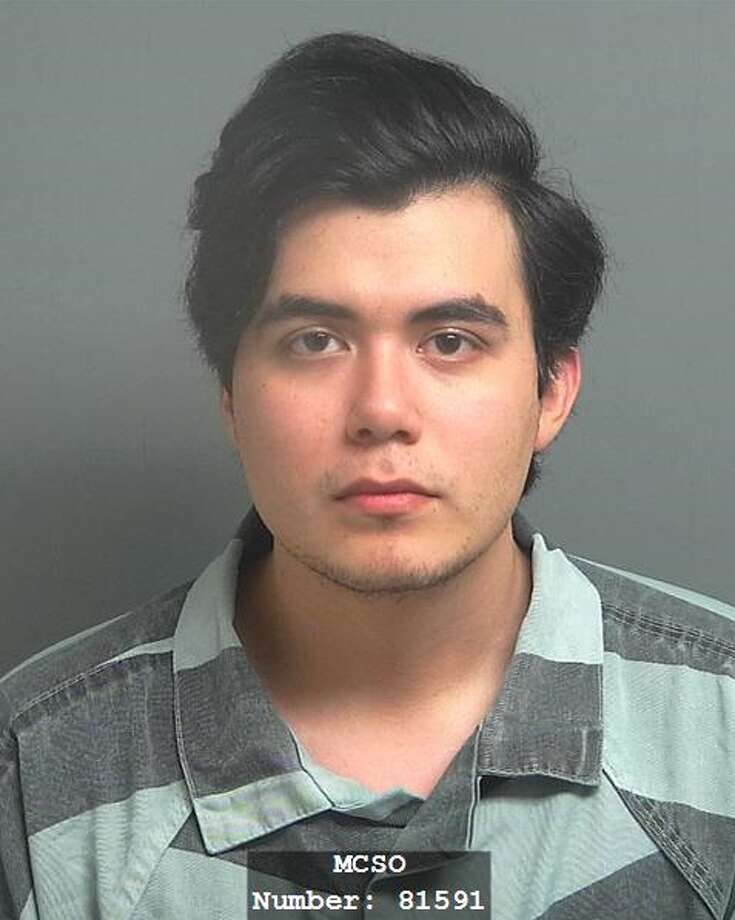 A booking photo of Bernardo Placencia. Courtesy of Montgomery County Sheriff's Office.See more Texas teachers accused of inappropriate relationships with students during the past year ...