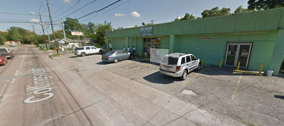 Google Maps imagery of the Bodega North convenience store at 3814 Collingsworth in Houston's Greater Fifth Ward area. Photo: Google Maps