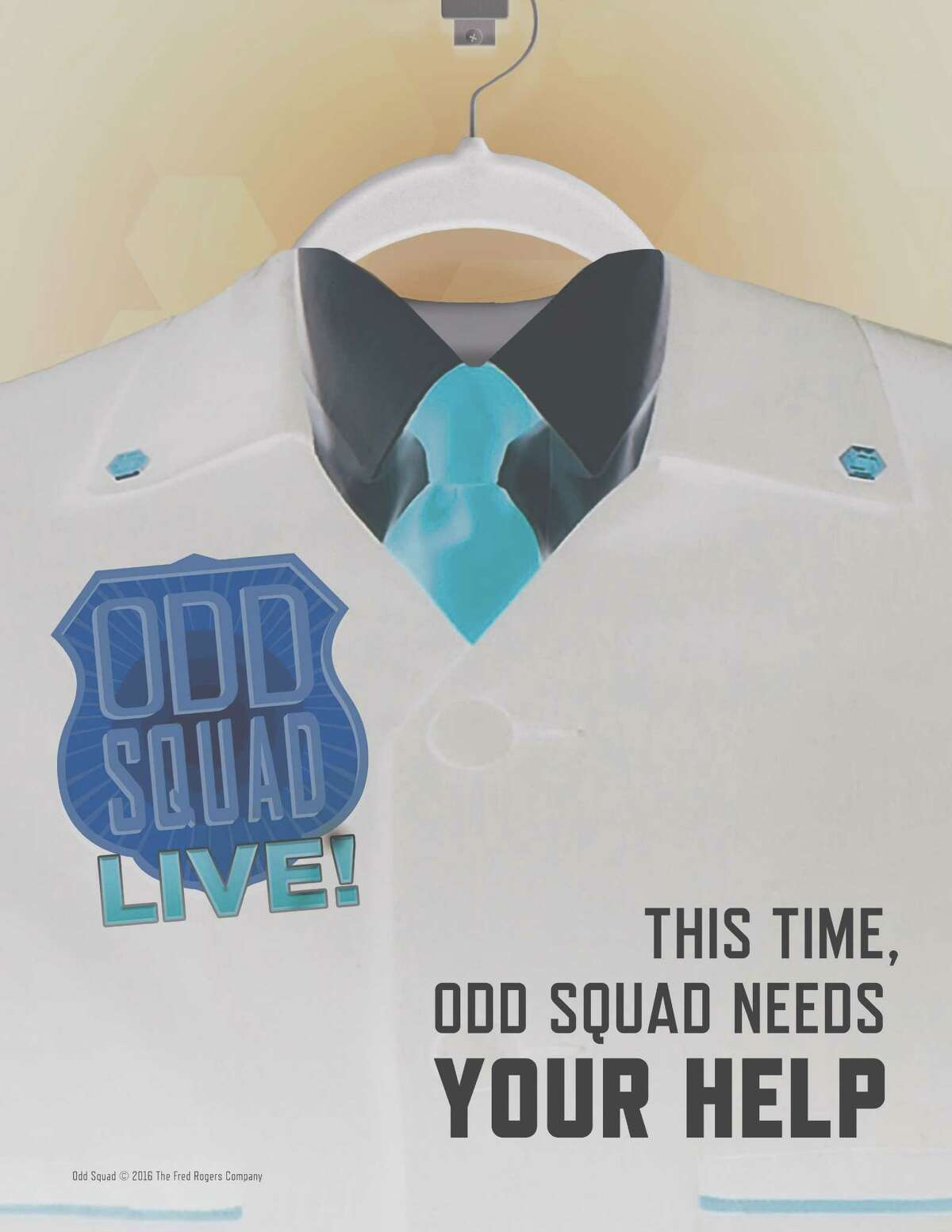 """""""Odd Squad Live!"""" allows fans of the PBS children's series to use their math skills to help solve a case in which villains turn agents Orion and Oleanna into adults. A few kiddoes also will get to come up onstage and use Odd Squad gadgets as they try to figure out a resolution for the case. 6 p.m. Monday, H-E-B Performance Hall, Tobin Center for the Performing Arts, 100 Auditorium Circle. $19.50-$34.50 or $60 for VIP tickets, which include a meet-and-greet. 210-223-8624, tobi.tobincenter.org -- Deborah Martin"""
