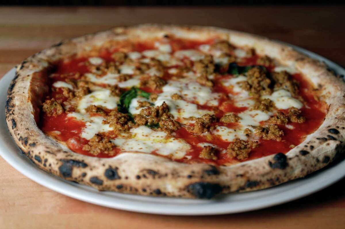 Cane Rosso Locations:1835 N. Shepherd and 4306 Yoakum From: Dallas This is the sixth location of thisNeapolitan-style pizzeria, with two outposts in Houston.