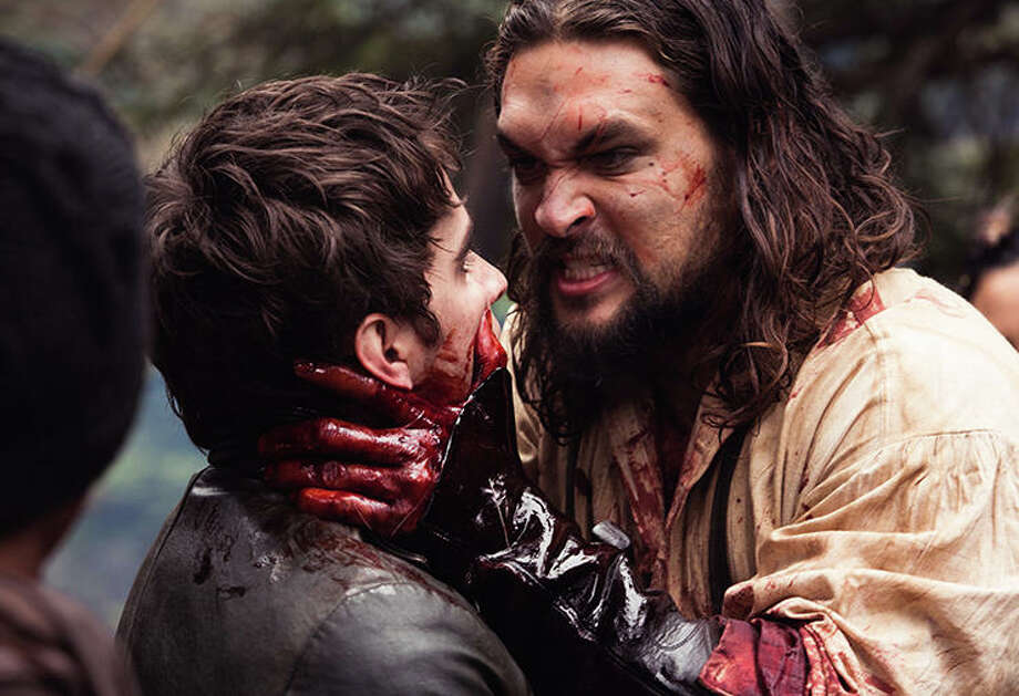 Jason Momoa Gets Savage in Netflix's 'Frontier' Trailer