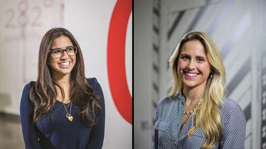 Houston's most fascinatingNicole Moskowitz, left, and Jessica Traver were featured on the Forbes 30 under 30 list.Keep going for a look at Houston's other most fascinating figures.