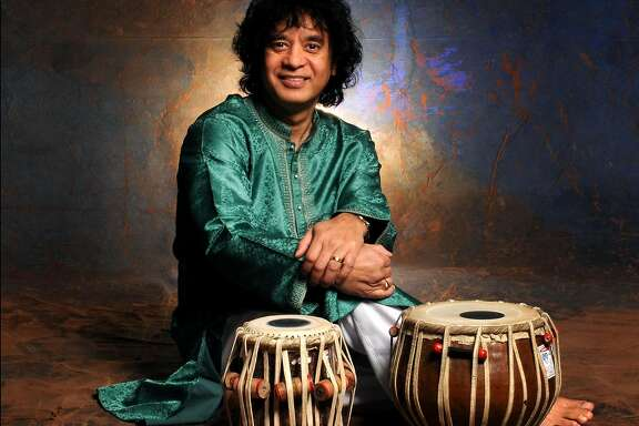 The SFJazz Gala scheduled for Jan. 18 will honor tabla maestro Zakir Hussain.