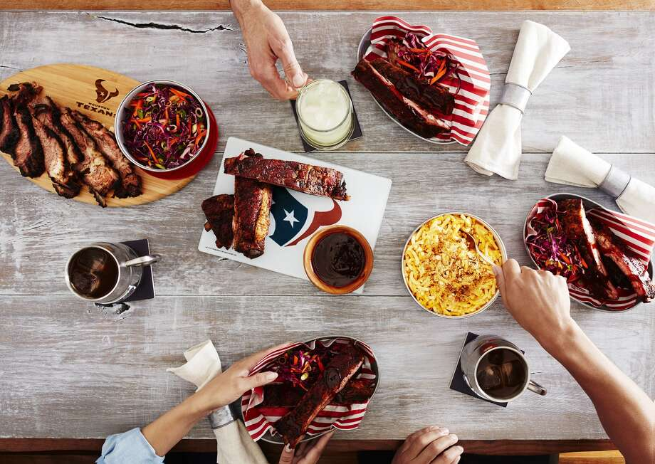 This weekend will be perfect for a Houston Texans homegating spread. NFL Homegating products are available atNFLShop.com/Homegating, as well Kohl's and Bed Bath & Beyond.