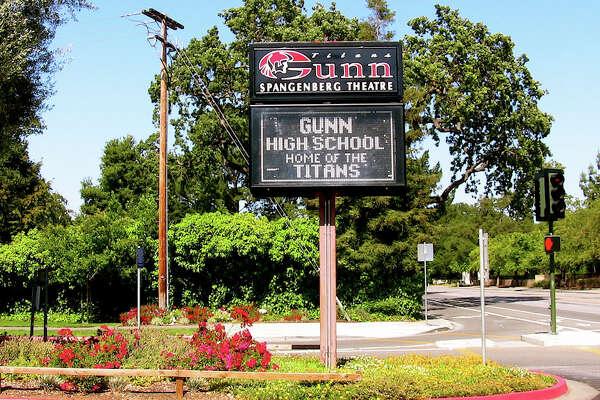 4. Henry M. Gunn High School, Palo Alto, CA
