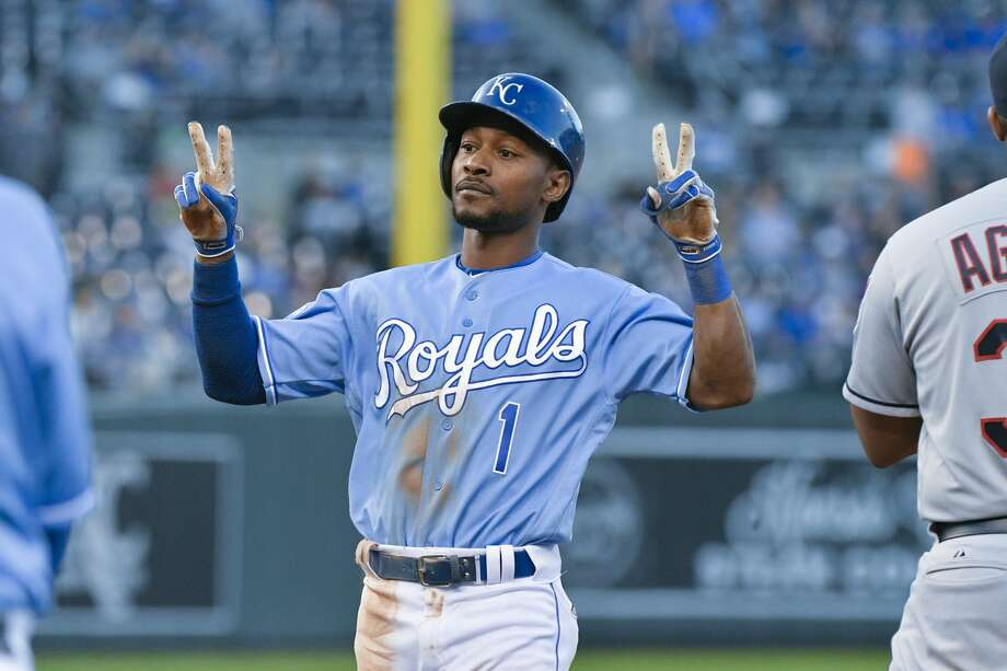 Former Royals outfielder Jarrod Dyson became Seattle GM Jerry Dipoto's latest offseason acquisition on Friday after he was acquired in one of two trades engineered by Dipoto on the day. To see all of Seattle's major offseason moves so far, check out the rest of the gallery. Photo: Ed Zurga/Getty Images