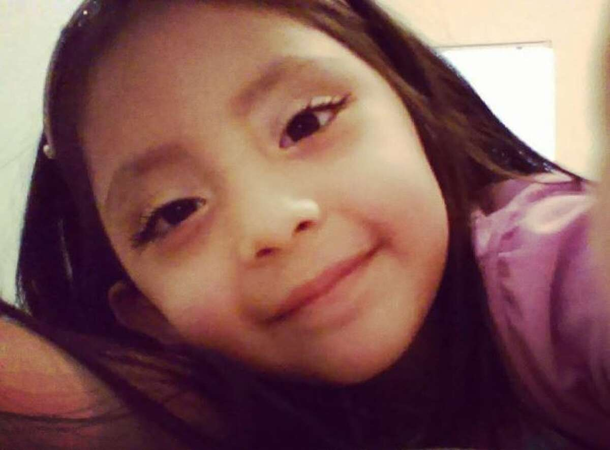 """Giovanna Hernandez, 5, was allegedly killed and """"mutilated"""" by her mother, Krystle Villanueva, Jan. 5, 2017."""