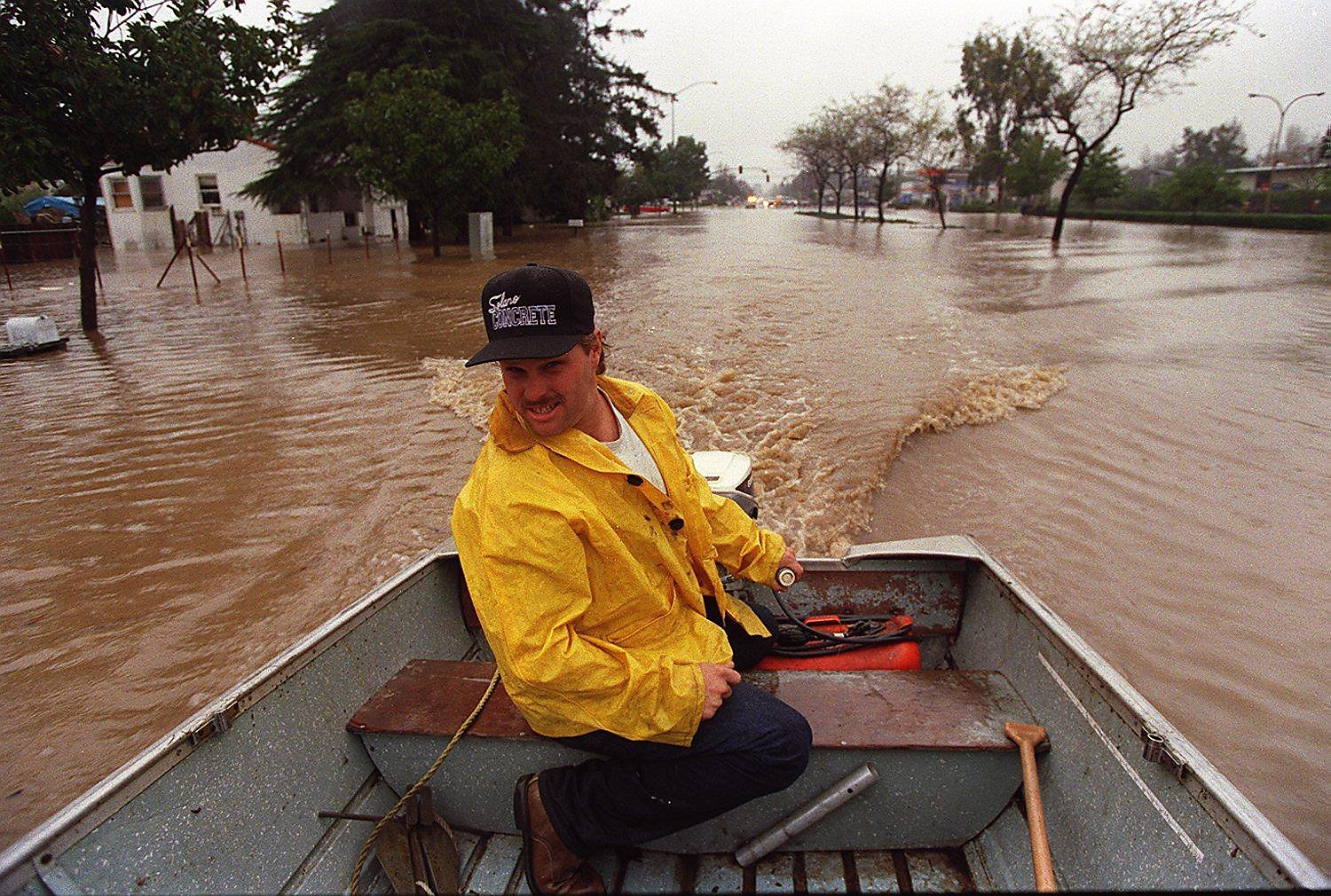 major flooding across upper napa valley could make all travel